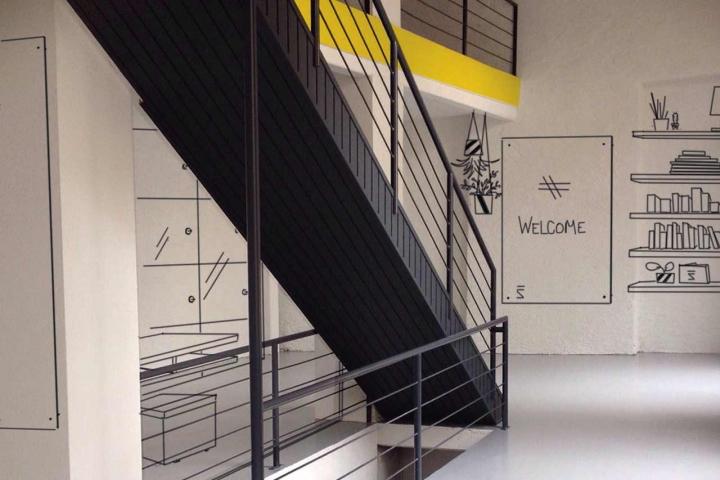 La Mezzanine, Usine Créative – Bureaux partagés à Neuchâtel